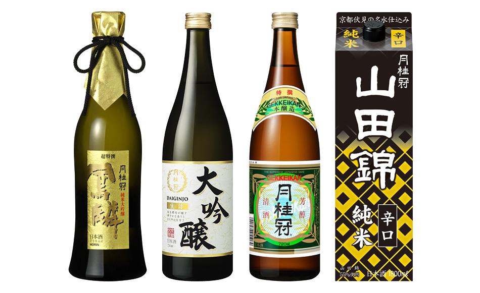 吟醸、純米、本醸造とは、どのよ...